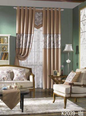 Rèm Vải Phòng Khách 1