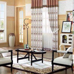 Rèm Vải Phòng Khách 12