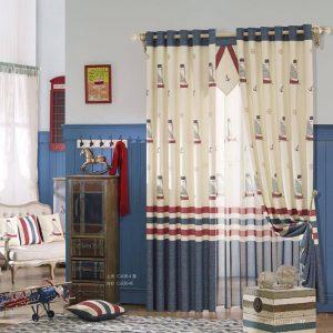 Rèm Vải Phòng Khách 13