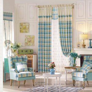 Rèm Vải Phòng Khách 14
