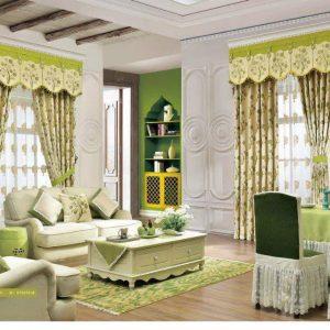 Rèm Vải Phòng Khách 16