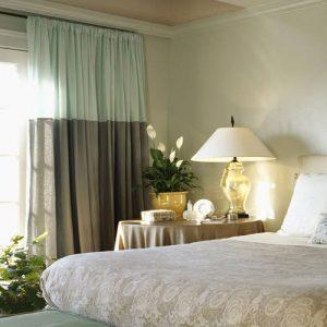 rèm vải phòng ngủ 4
