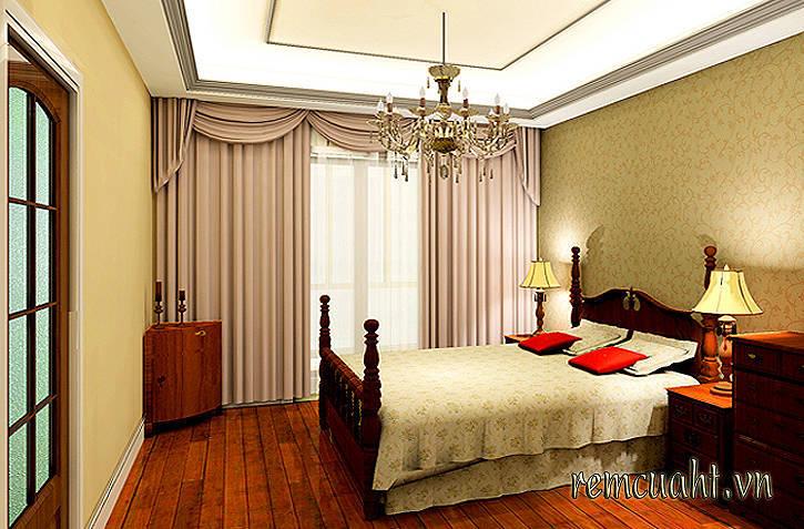 Rèm Vải Phòng Ngủ 7