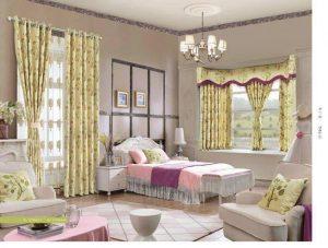 Rèm Vải Phòng Ngủ 9